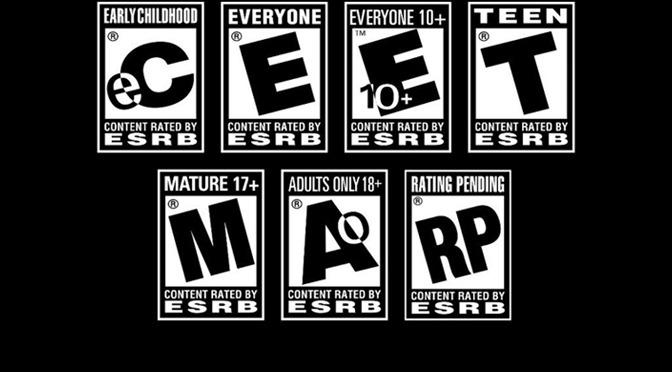 外媒公布视频介绍ESRB组织评级游戏相关流程