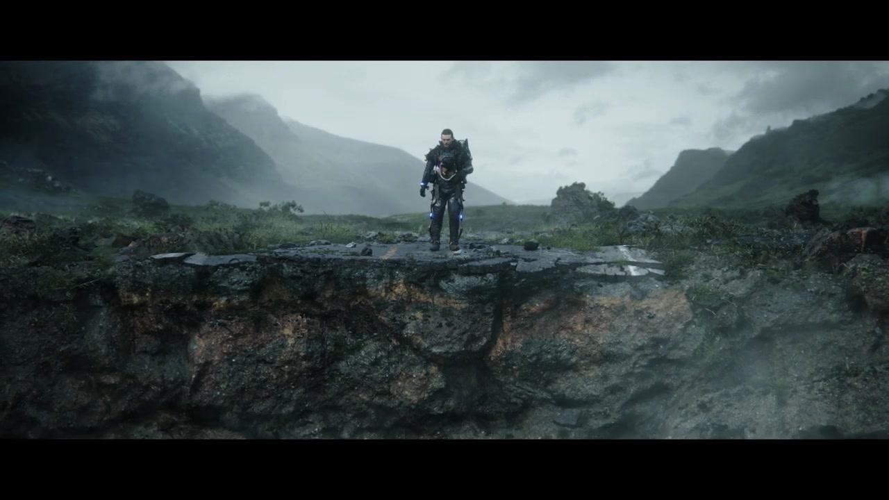 "PS4《死亡擱淺》最新預告片""The Drop""公布"