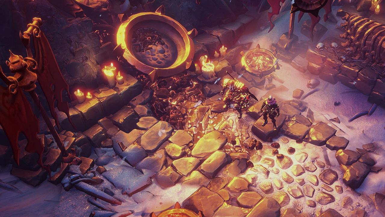 《暗黑血统:创世纪》没有任何形式的微交易 可能会有DLC