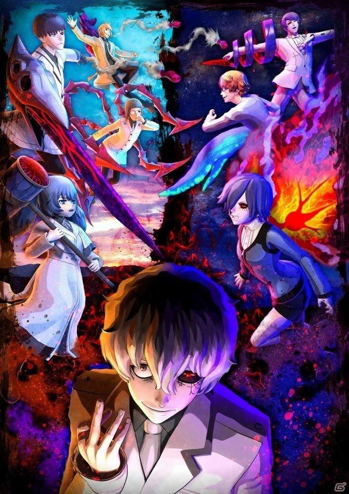 《东京喰种:re CALL to EXIST》新战斗系统&角色公布
