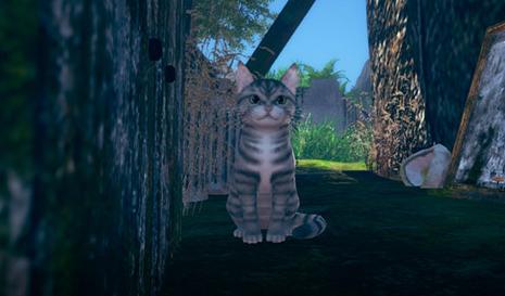 可有闲暇逗猫?I社《AI少女》封面容量确定搭载新宠物系统