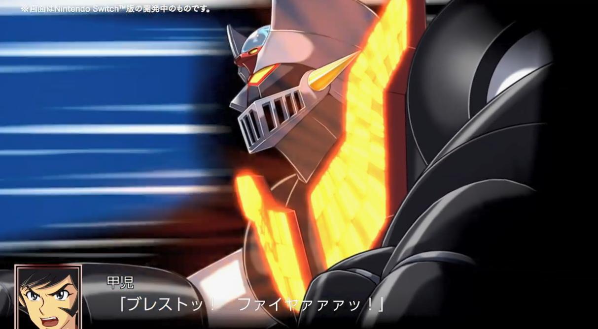 不灭萝卜魂再袭来!《超级机器人大战X》NS/PC版首弹预告公布
