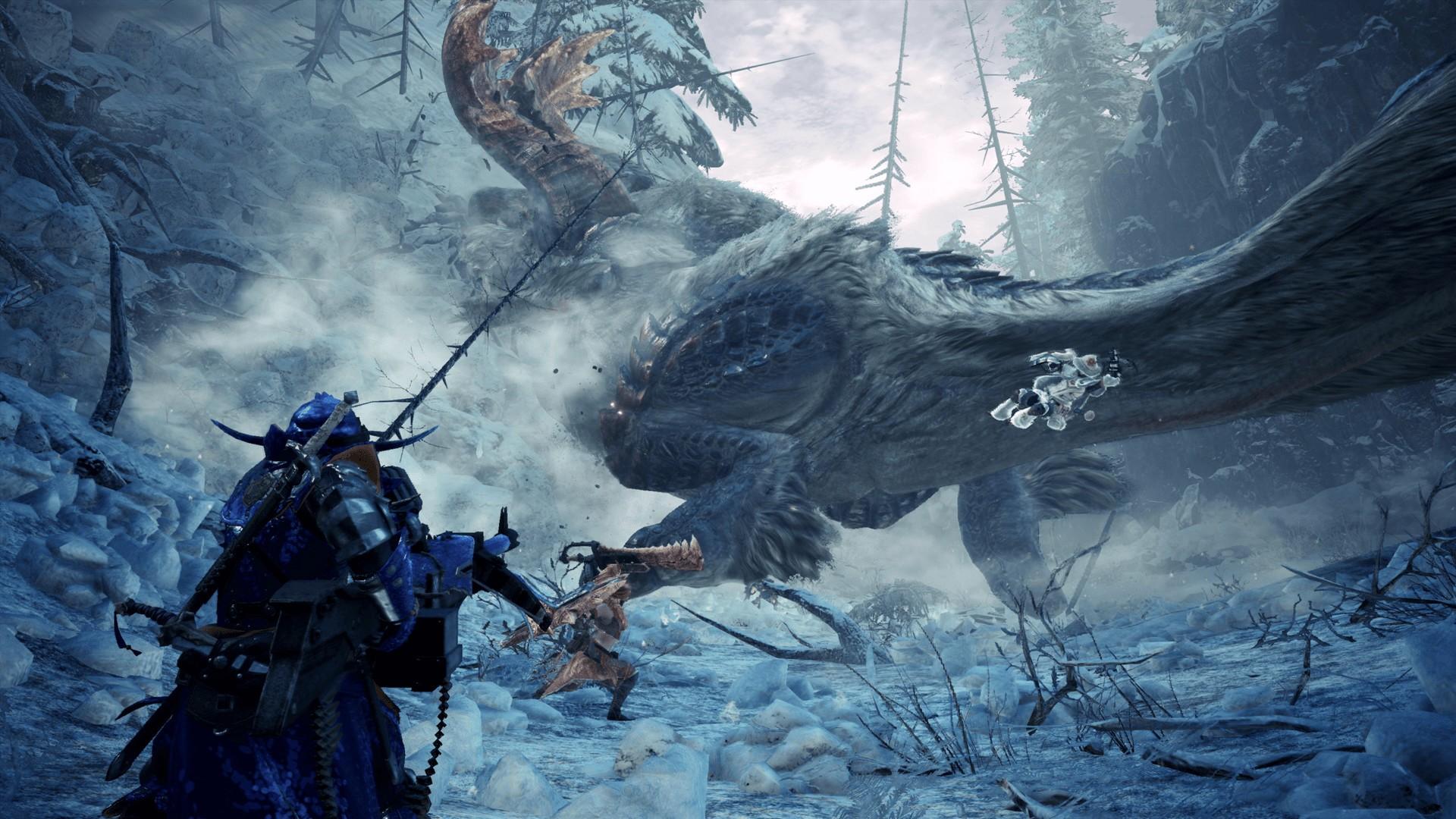 旅途必备!《怪物猎人世界:冰原》出货破250万纪念道具包发布