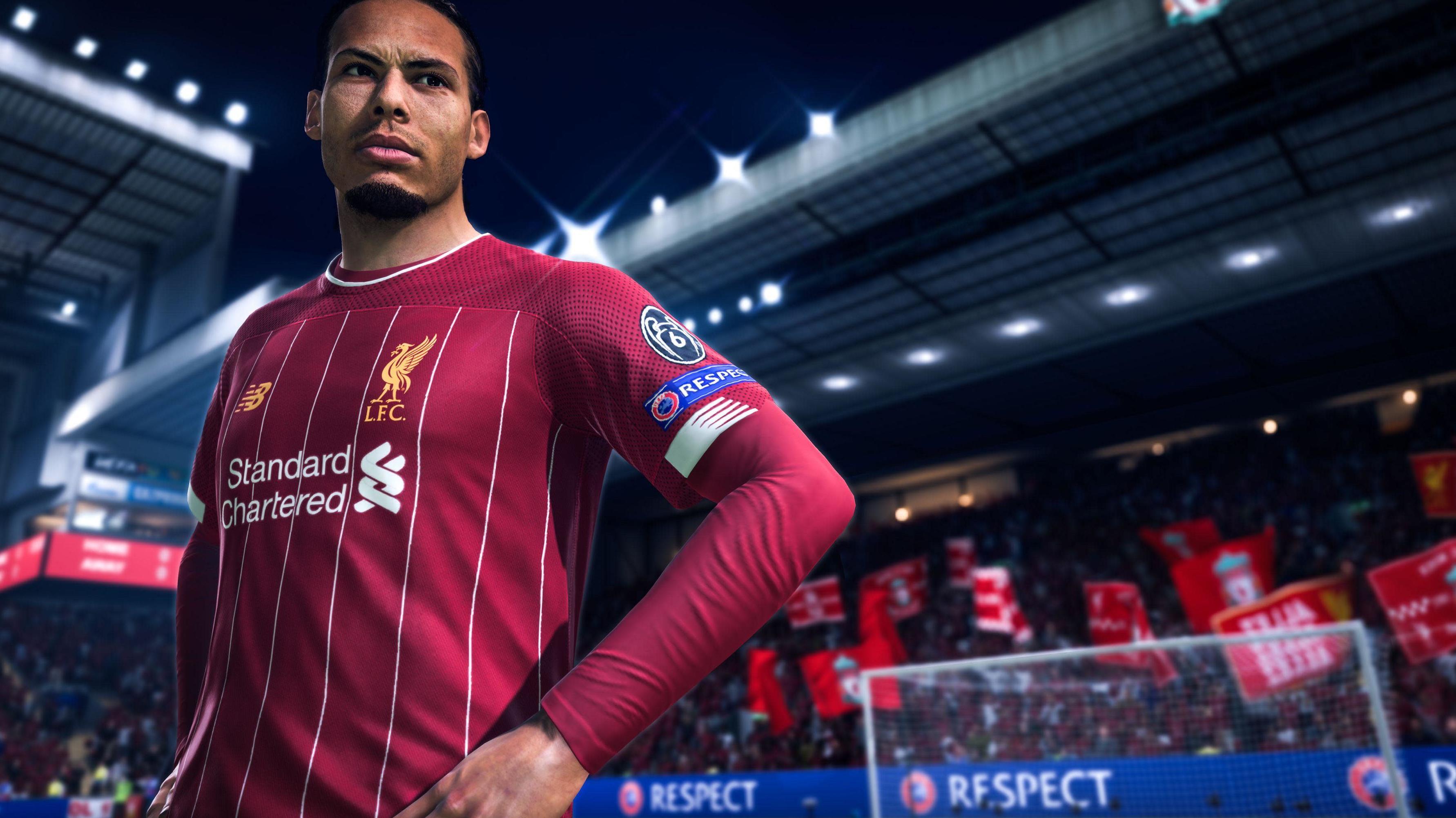 EA网站不慎泄露《FIFA 20》玩家个人资料