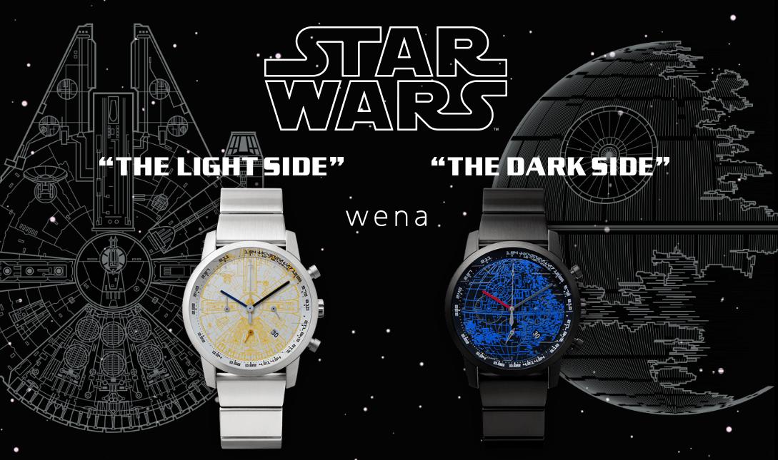 索尼大法再袭来!全力打造《星球大战》官方智能手表