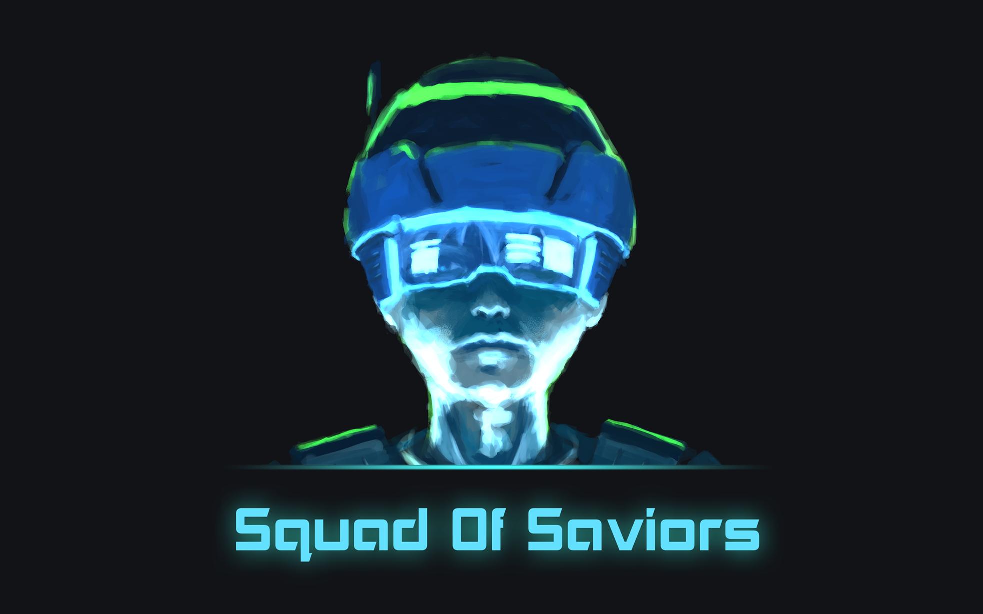 《拯救世界特别小队》:作者自己说很好玩,我也觉得还行