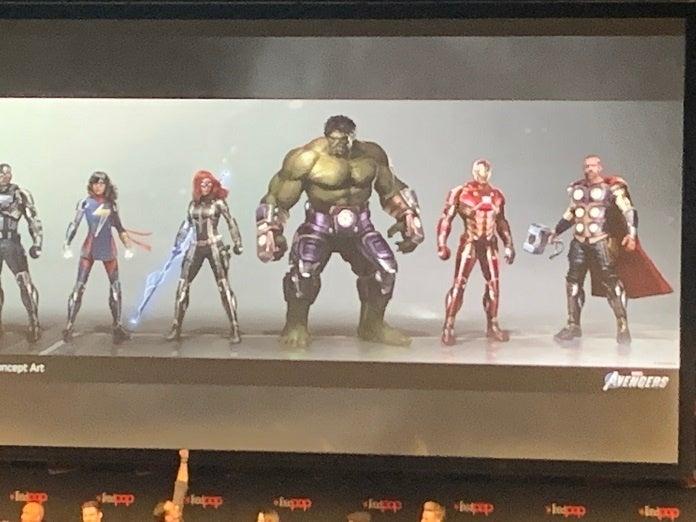 《漫威复仇者联盟》收藏版发布 超级英雄纷纷变身钢铁侠