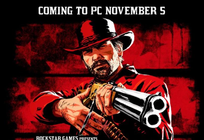 《荒野大鏢客2》Steam為何晚一個月才發售?玩家:Epic又砸錢了