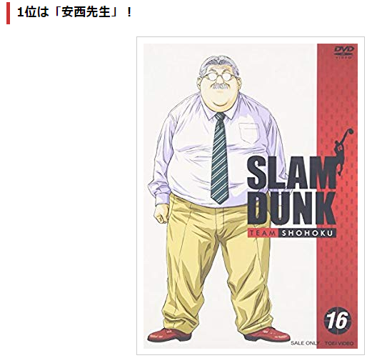 第1名來自灌籃高手!日本讀者激評《ACG最治愈可愛胖子》大排行