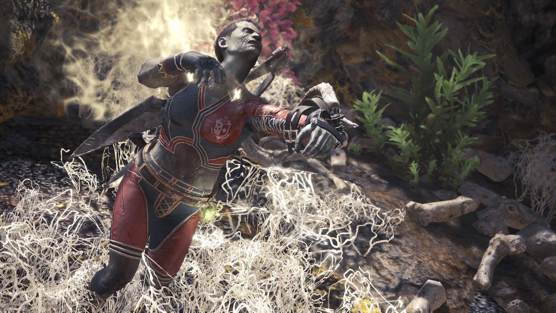《怪物獵人:世界》聯動任務獵人變喪尸不懼怪物攻擊