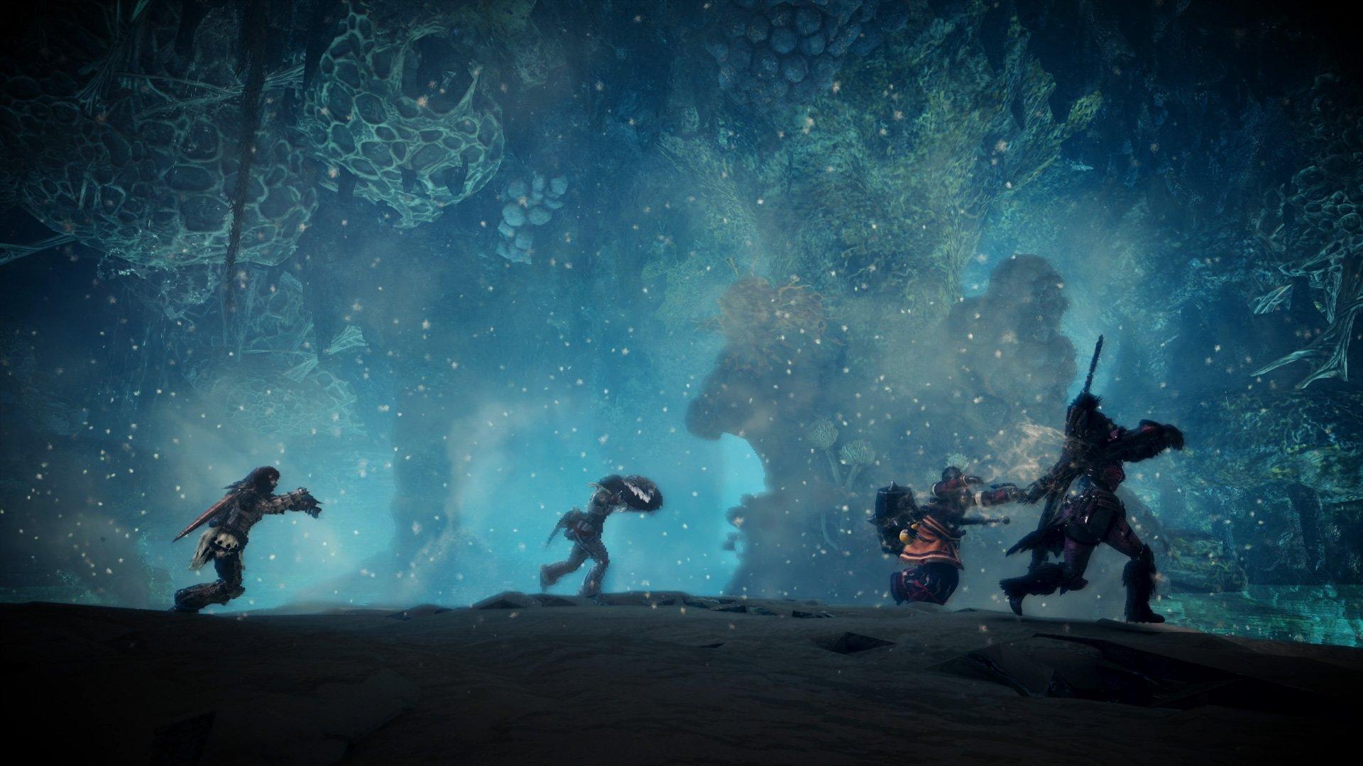 《怪物猎人:世界》联动任务猎人变丧尸不惧怪物攻击