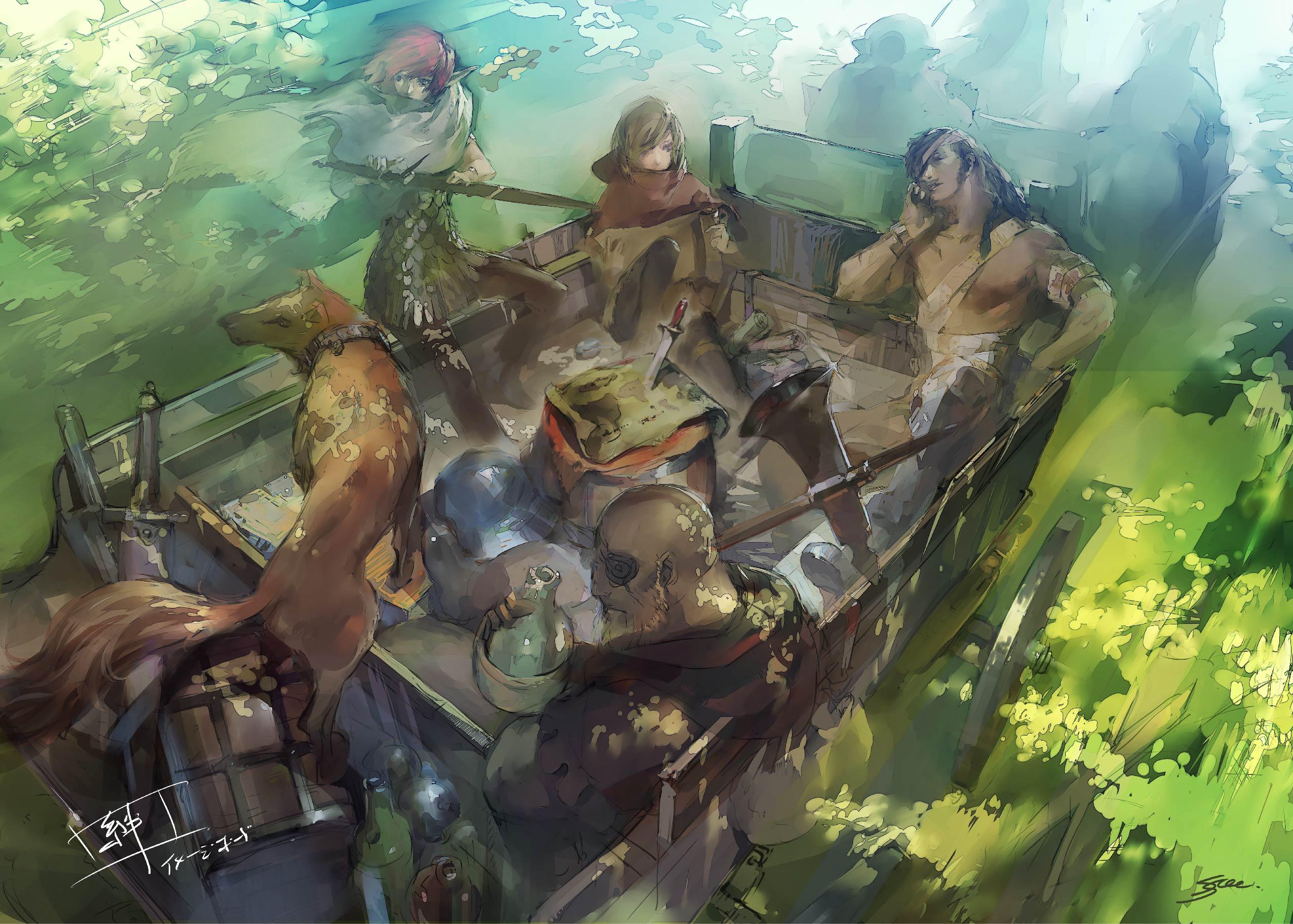 <b>Atlus新作《Project Re Fantasy》开发顺利进行中</b>