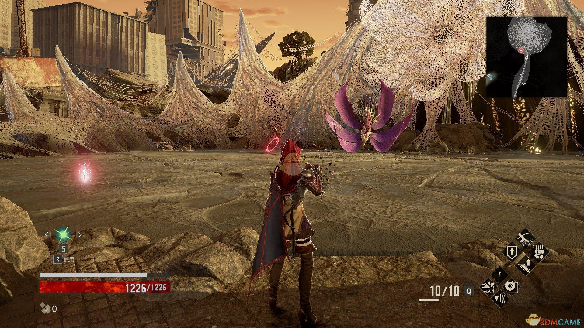《噬血代码》全女王的遗骸介绍