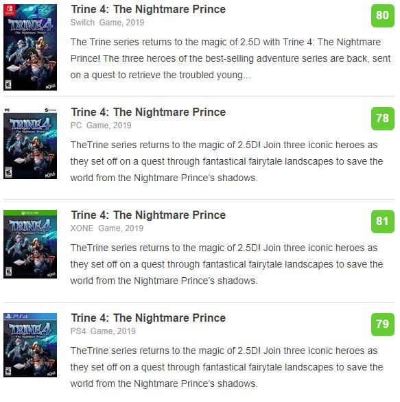 《三位一体4》IGN8.5分 前16分钟试玩影像公开