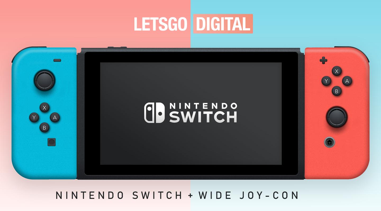任天堂曾为Switch设计4款Joy-Con 有的竟然没装摇杆