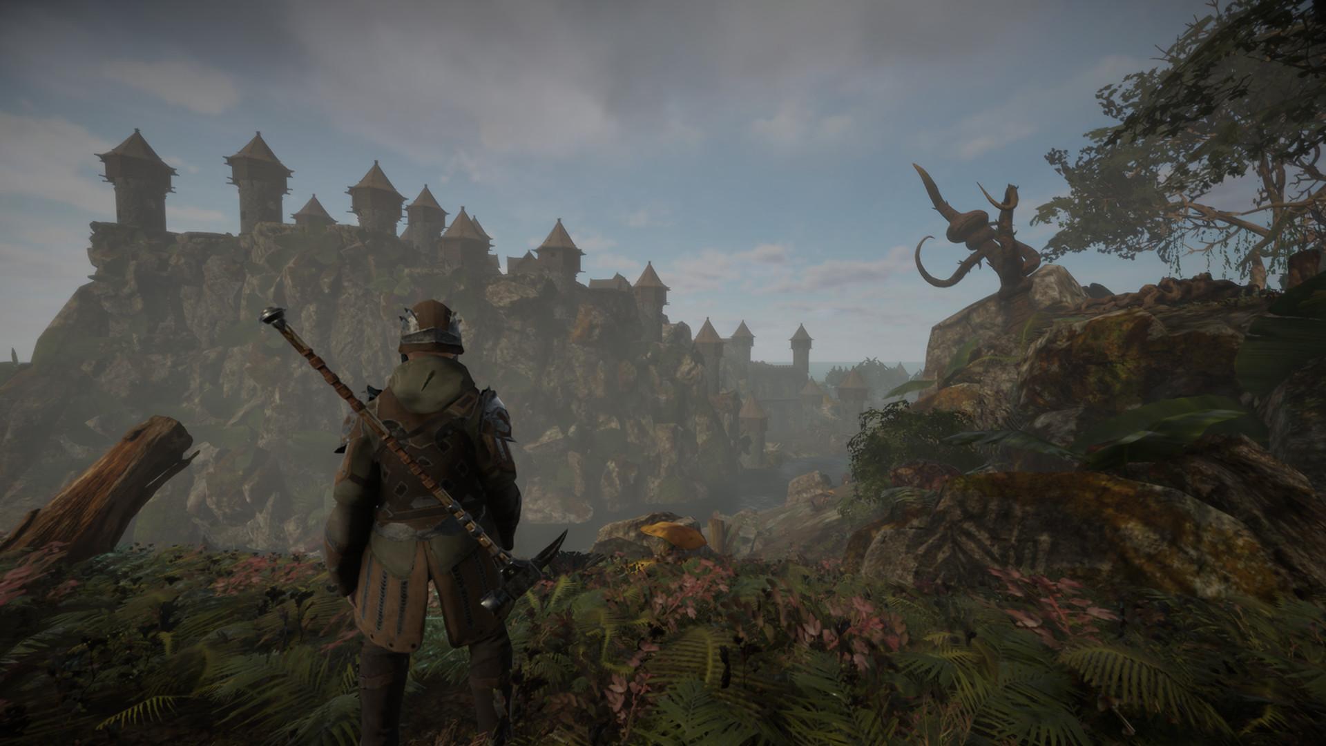 开放世界幻想RPG《阿达拉群岛》公布 2020年登陆Steam