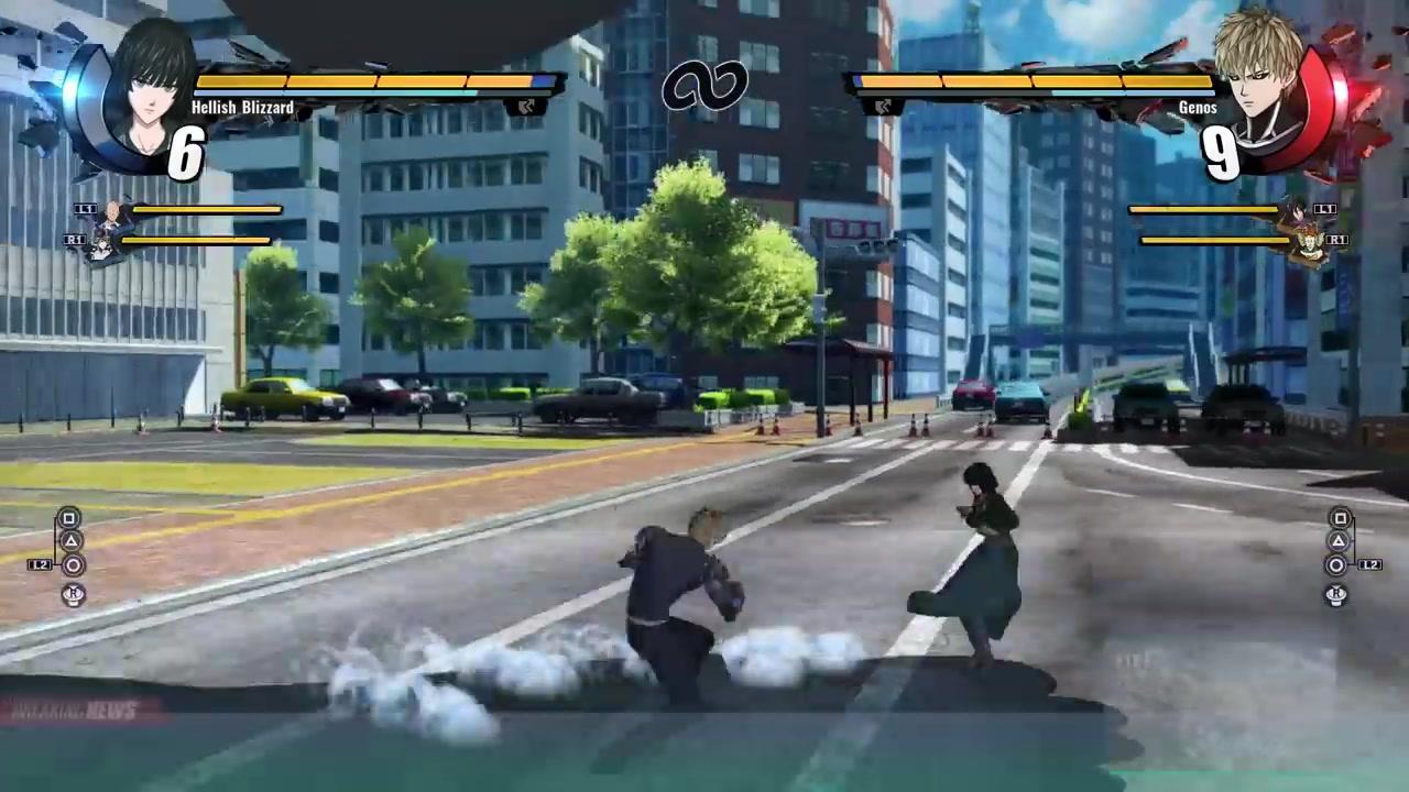 《一拳超人:无名英雄》新预告片展示环境/角色