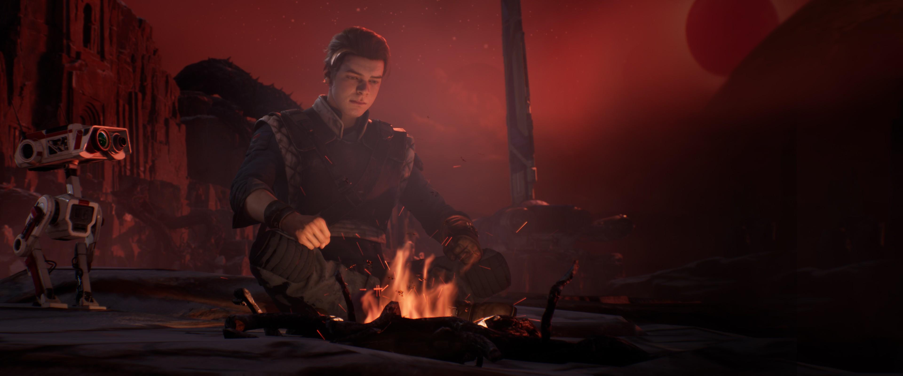 《星球大战绝地:陨落的武士团》PC配置公开 推荐竟要求32GB内存