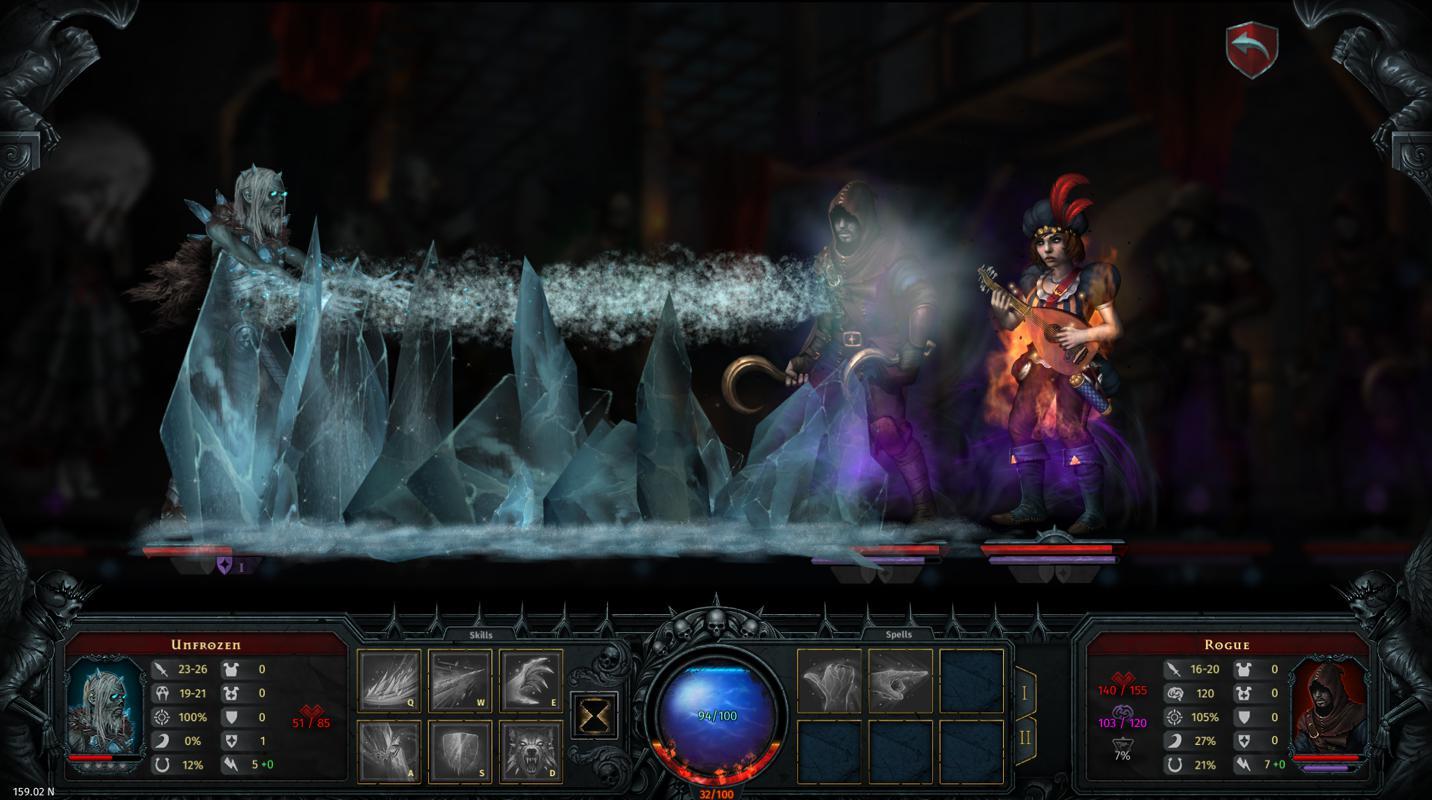 暗黑幻想RPG《伊拉图斯:死之主》推出首个内容更新