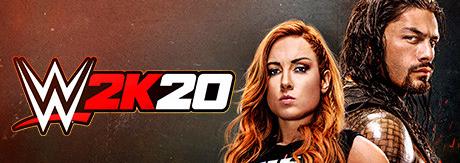 《WWE 2K20》游戏库