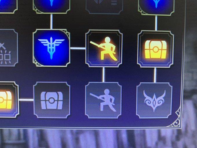 《无双大蛇3:终极版》新常时混沌系统 阵地强化技能树