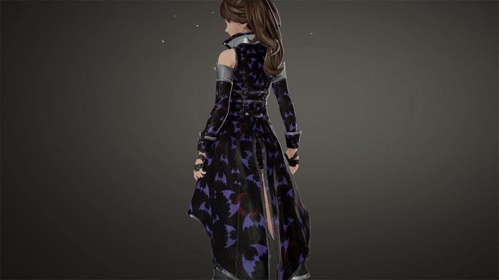 《噬血代码》将于10月进行更新 追加万圣节装饰品