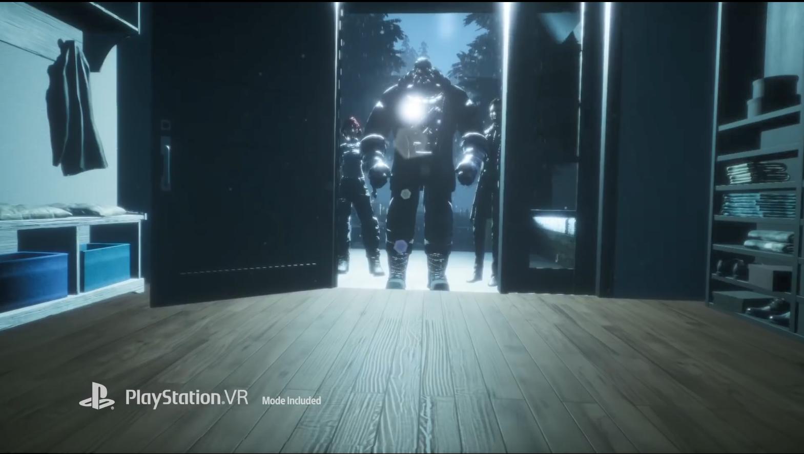 《侵入者:捉迷藏》官方宣传片 恐怖小屋潜行求生