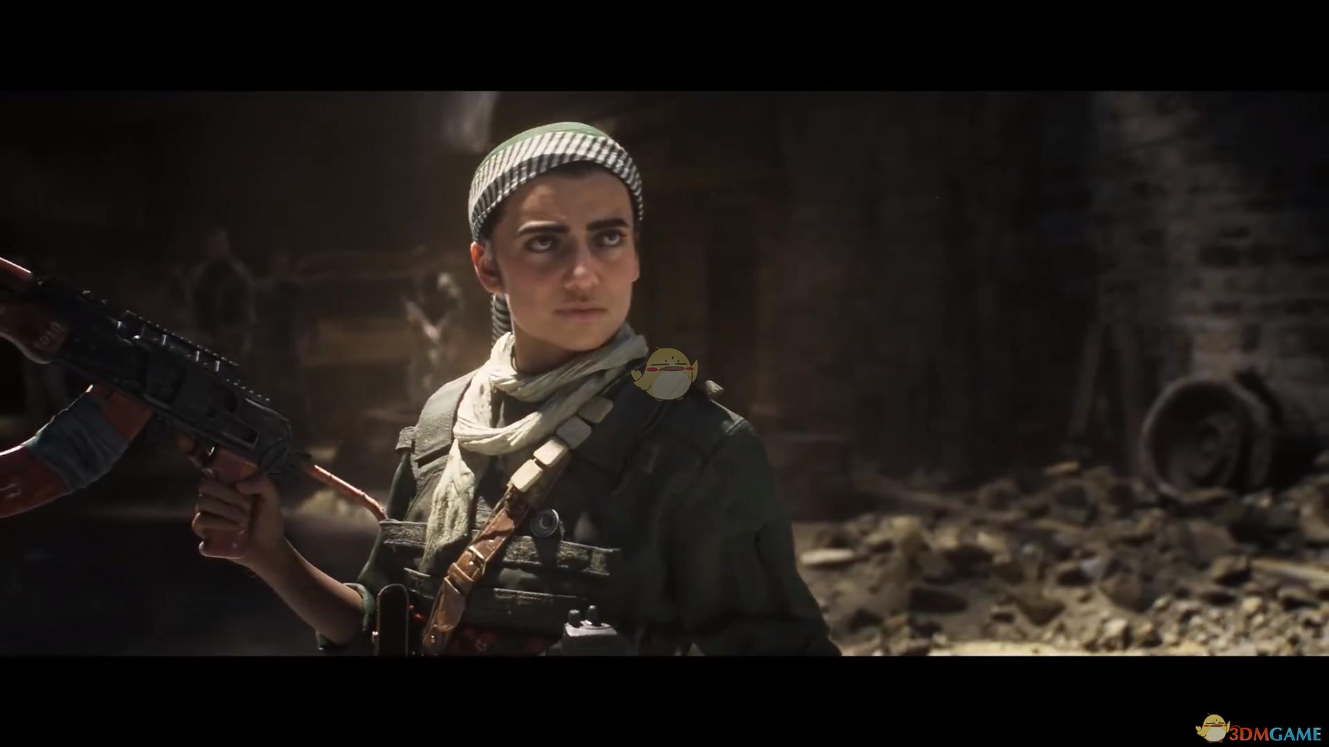 《使命召唤16:现代战争》法拉·卡里姆人物背景介绍