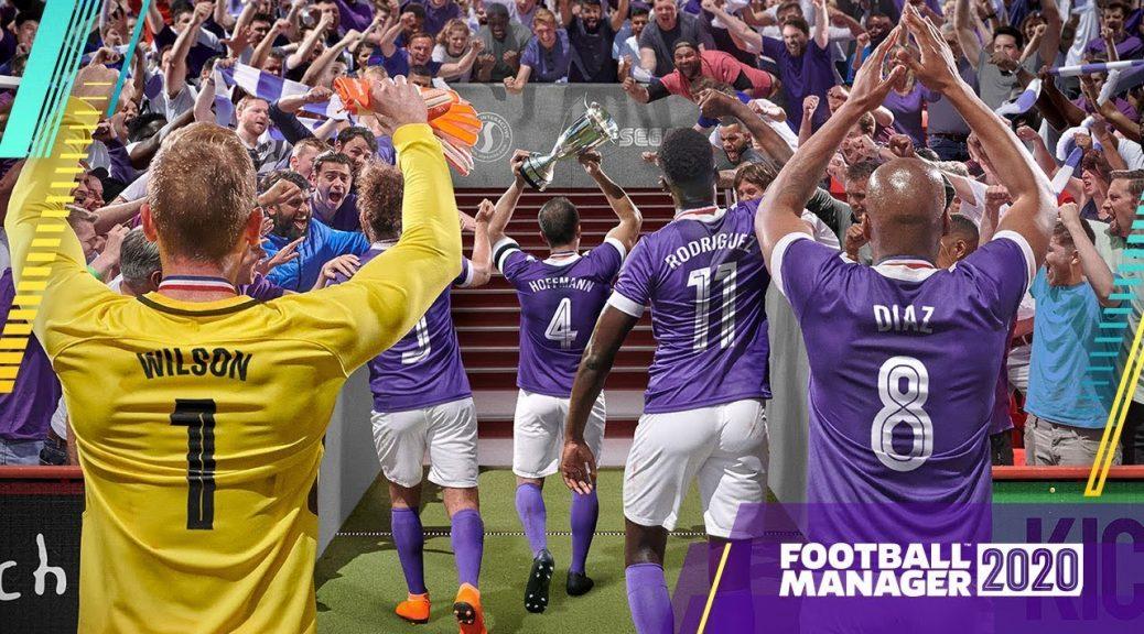 《足球经理2020》官方配置需求出炉 游戏截图一览