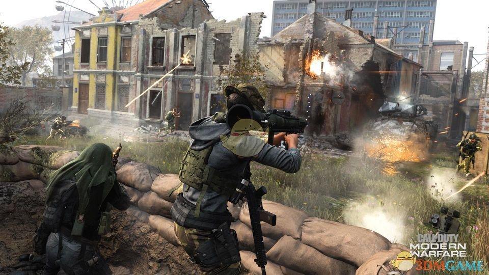 《使命召唤16:现代战争》全轻机枪外观一览