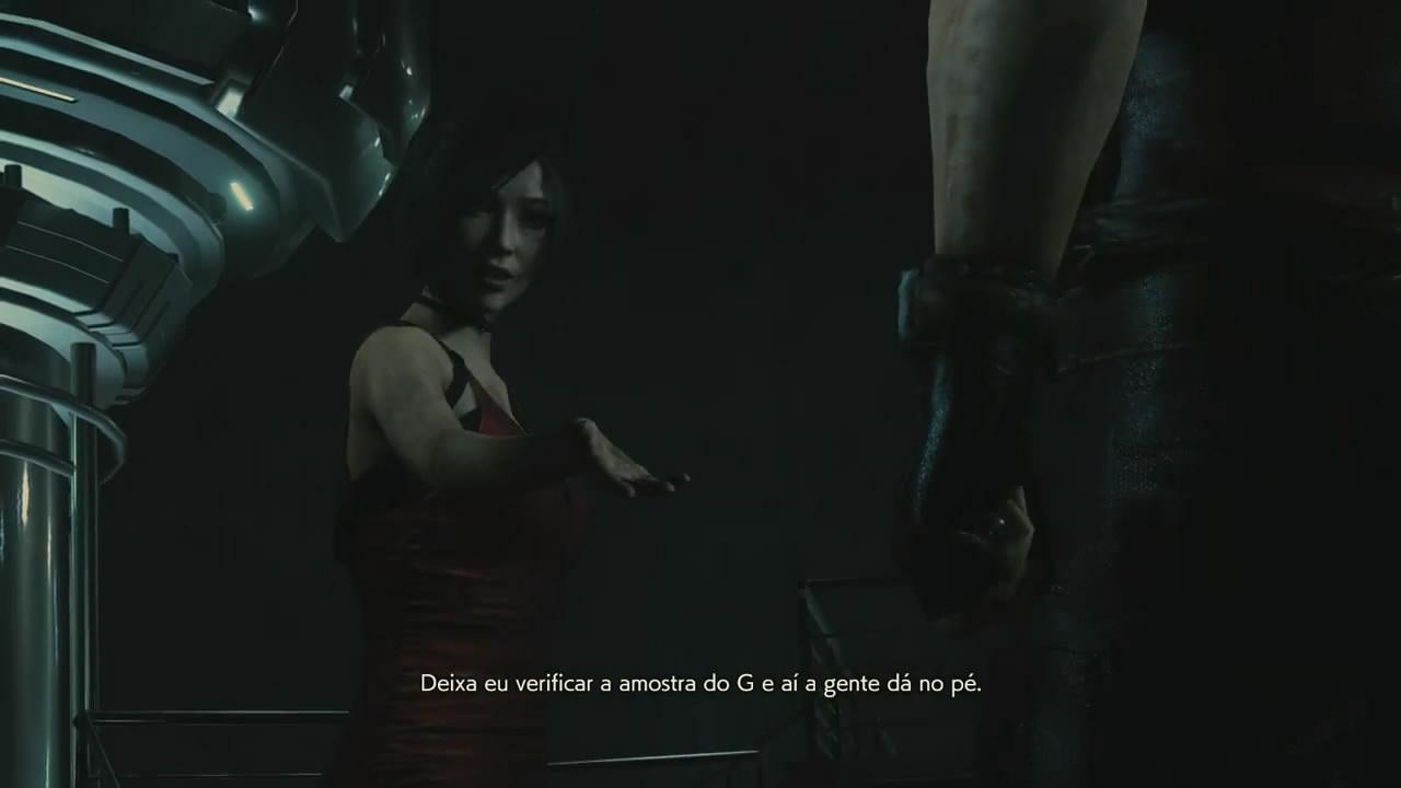 《生化危机2:重制版》新Mod 巴里伯顿和艾达王相爱相杀