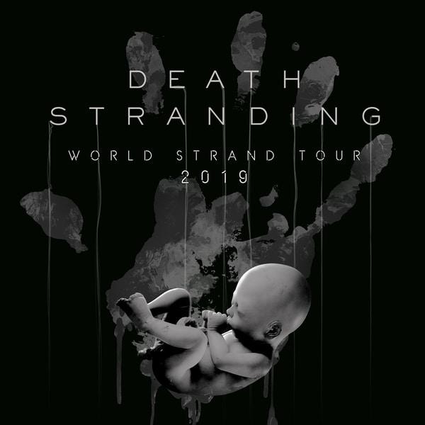 全球宣传!小岛为《死亡搁浅》公布世界搁浅之旅活动