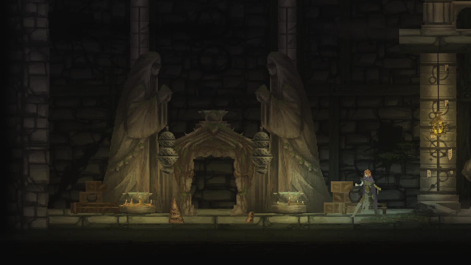 《黑暗献祭》将于10月24日登陆PS4和Switch