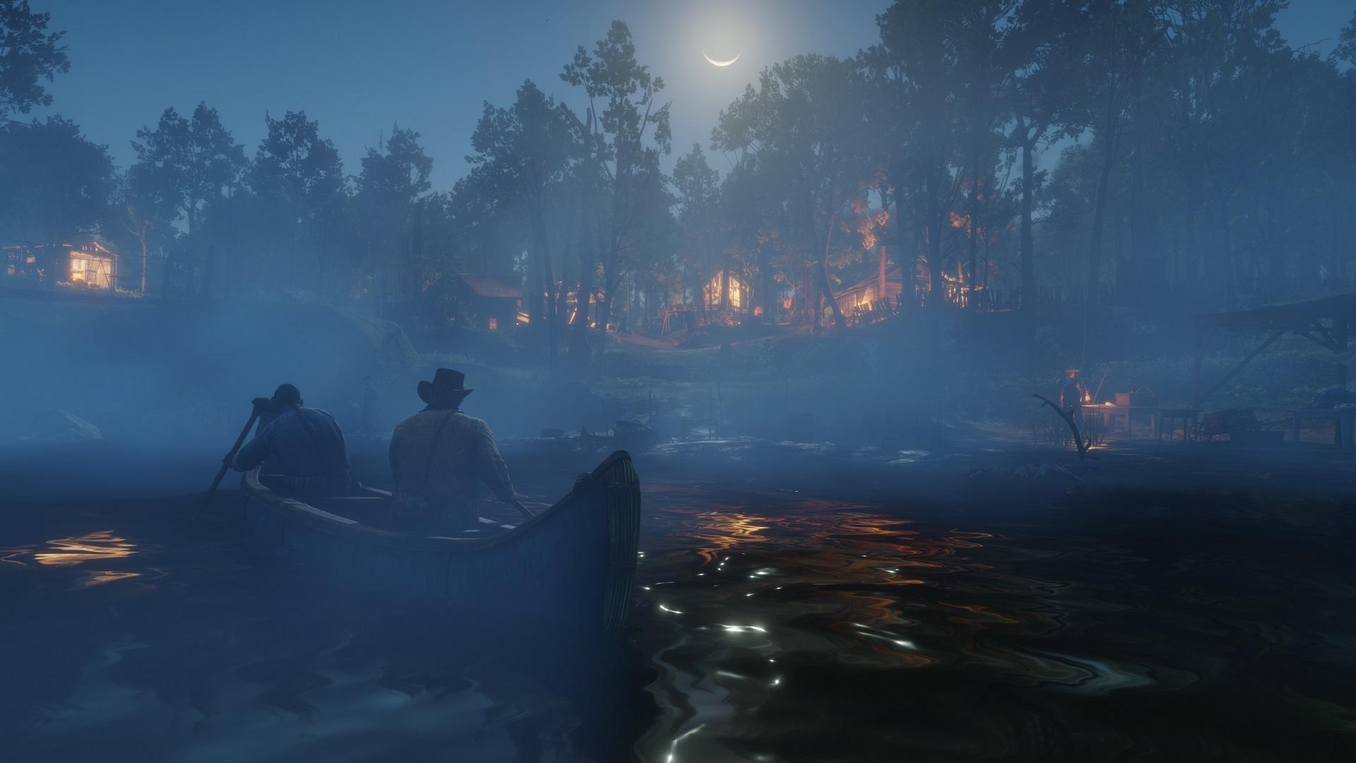 PC版《荒野大镖客2》不但画面更好还有新增任务及装备