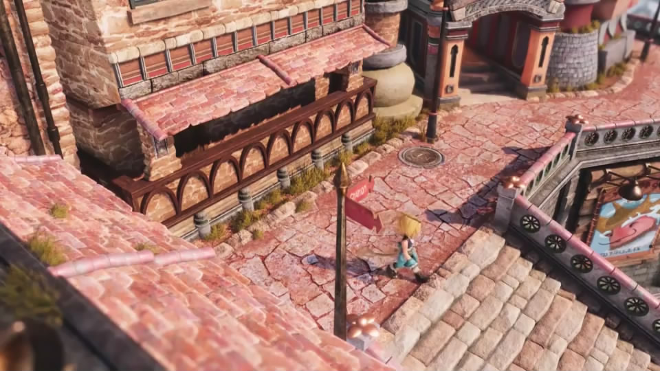 大神用Unity引擎重制《最终幻想9》 画面真不错