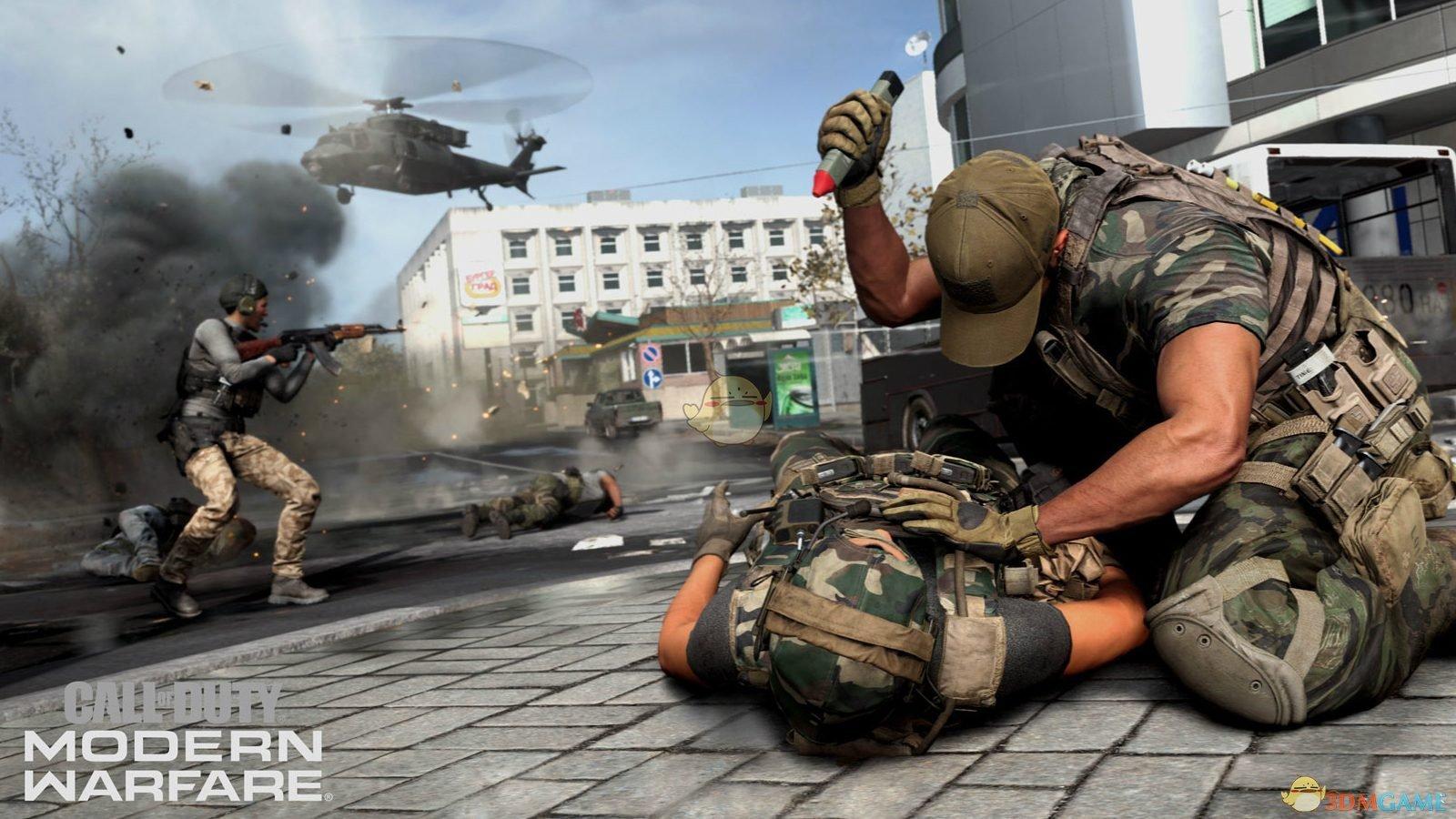 《使命召唤16:现代战争》特别行动个人向游玩点评