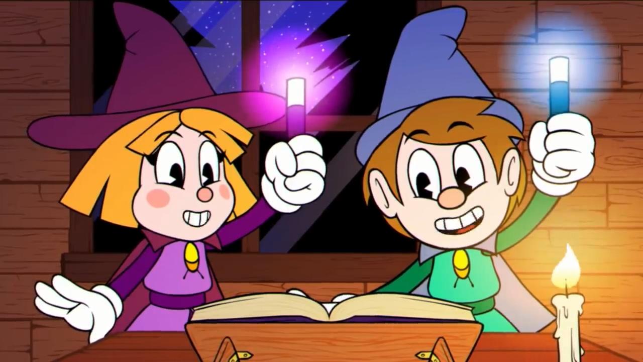 致敬《茶杯头》众筹游戏《魔法传送门》宣传片惹众议