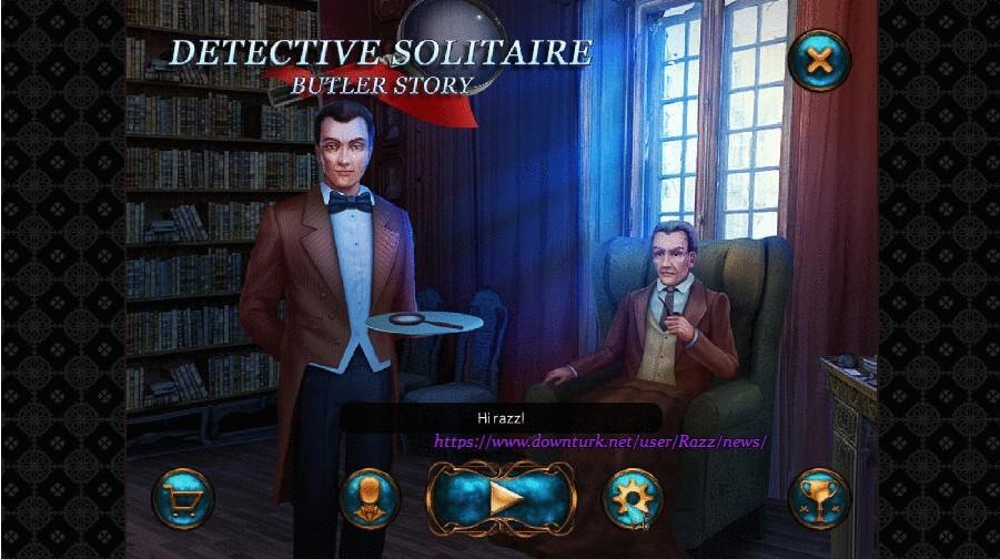 《纸牌侦探:管家故事》英文免安装版