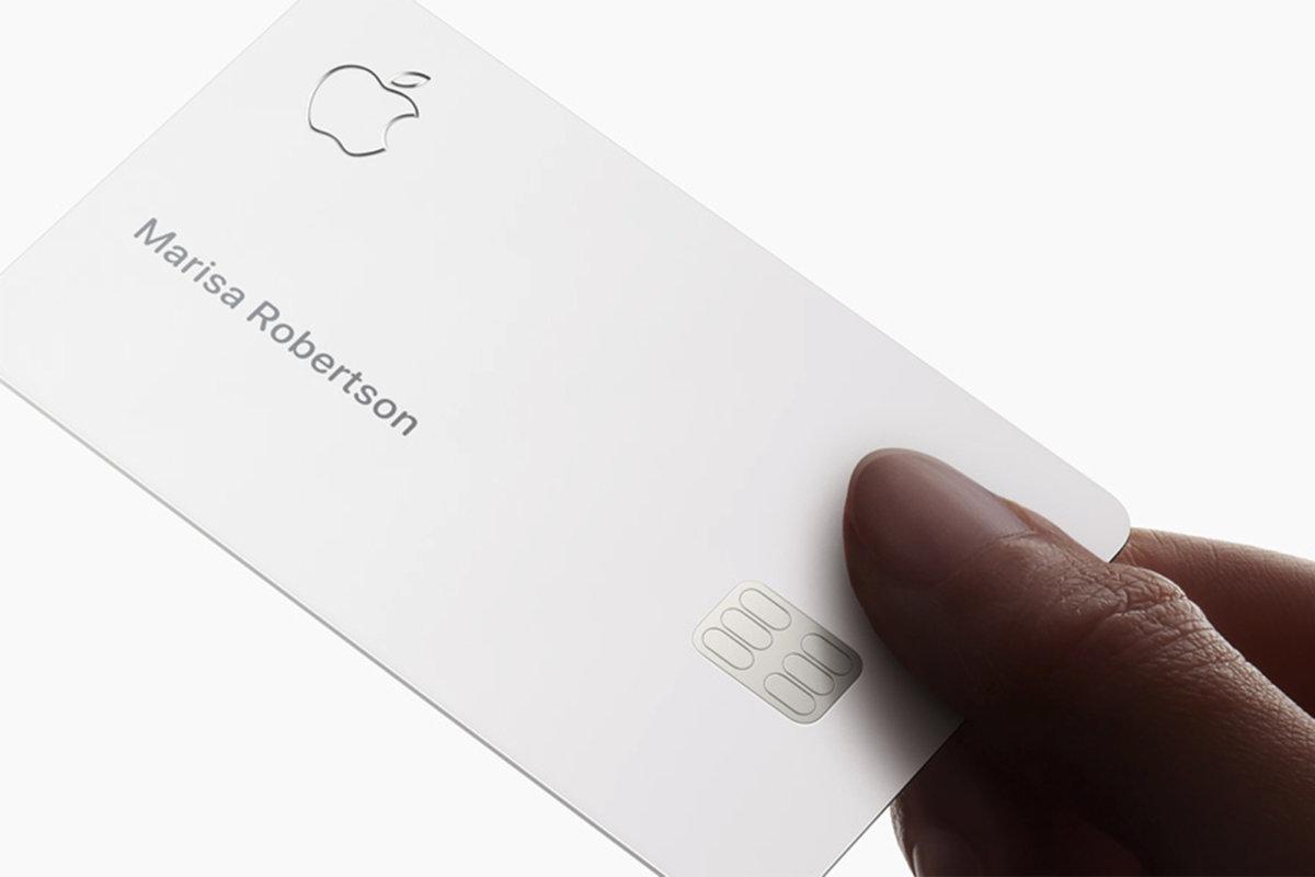全球首例:苹果AppleCard遭盗刷 物理卡或被克隆