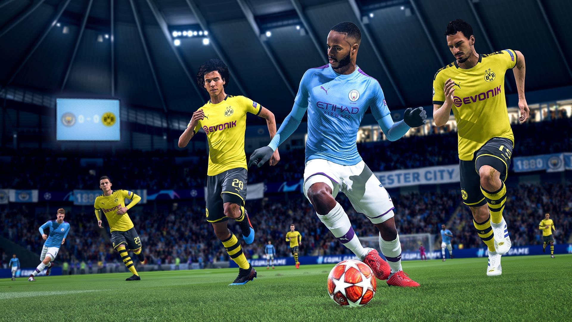 《FIFA 20》玩家数突破1000万 街球模式大受欢迎