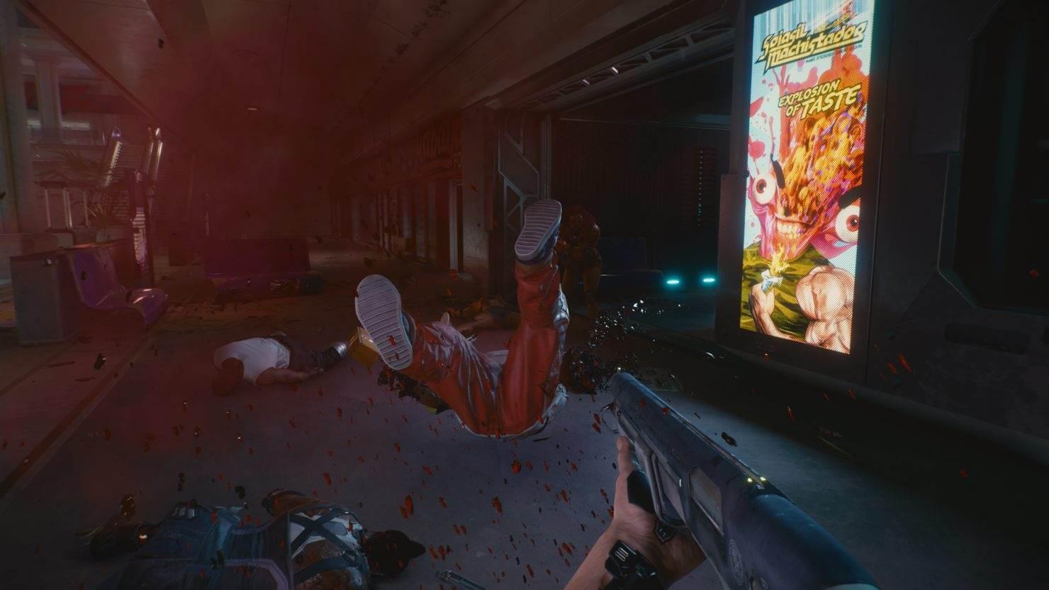 游戏新消息:你是魔鬼吗赛博朋克2077新能力令敌人自相残杀