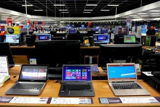 全球PC出货量三季度增长1.1% 联想市场份额25%居首