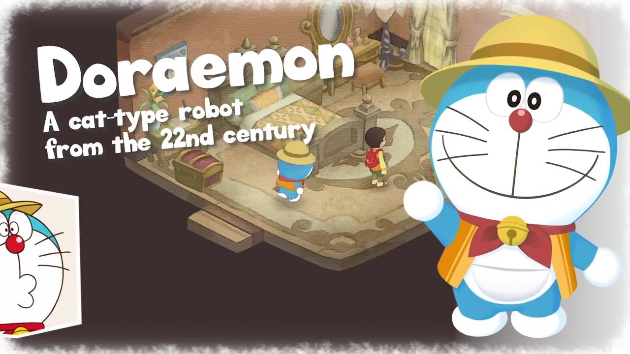 《哆啦A梦:大雄的牧场物语》PC版发行 预告片展示