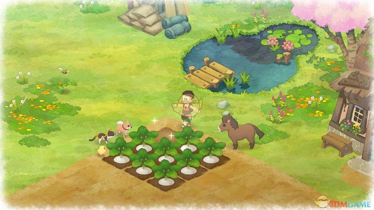 《哆啦A梦:大雄的牧场物语》游戏配置要求一览