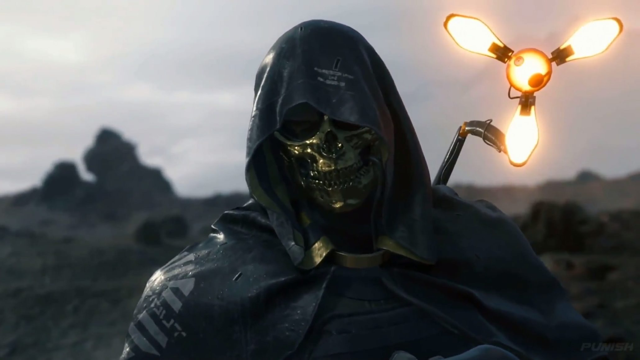《死亡搁浅》游戏机制新细节  多人模式就像撩妹不结婚