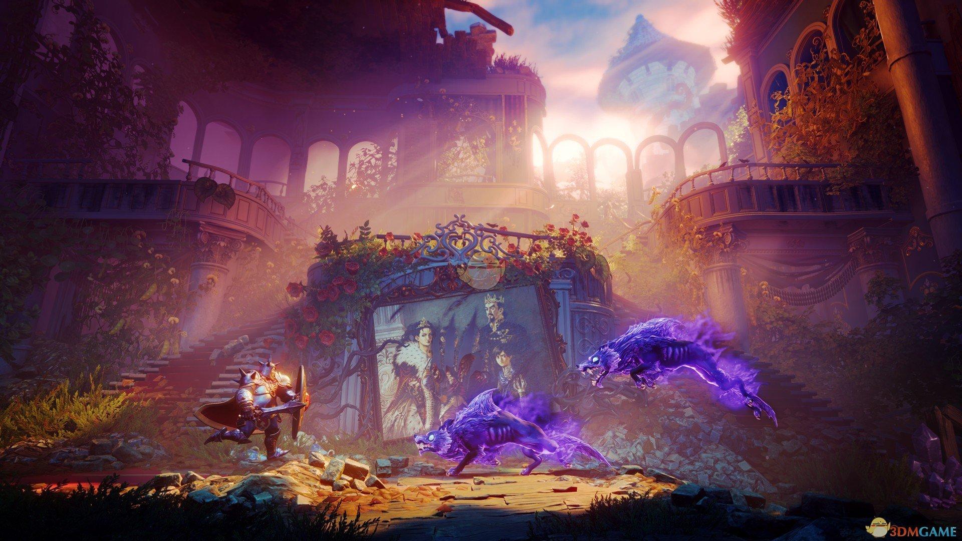《三位一体4:梦魇王子》pc版巫婆解密攻略