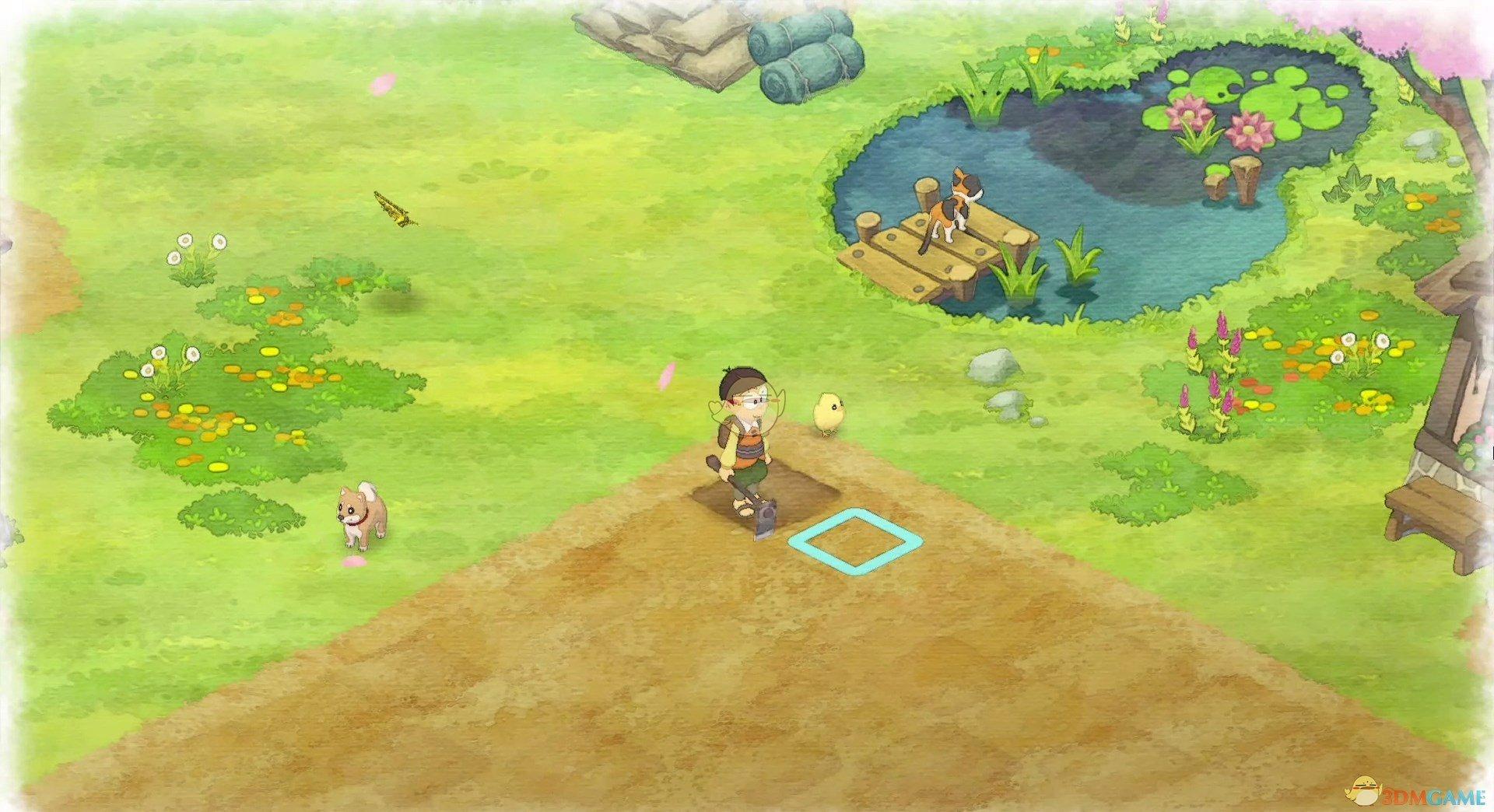 《哆啦A梦:大雄的牧场物语》任意门获得方法分享