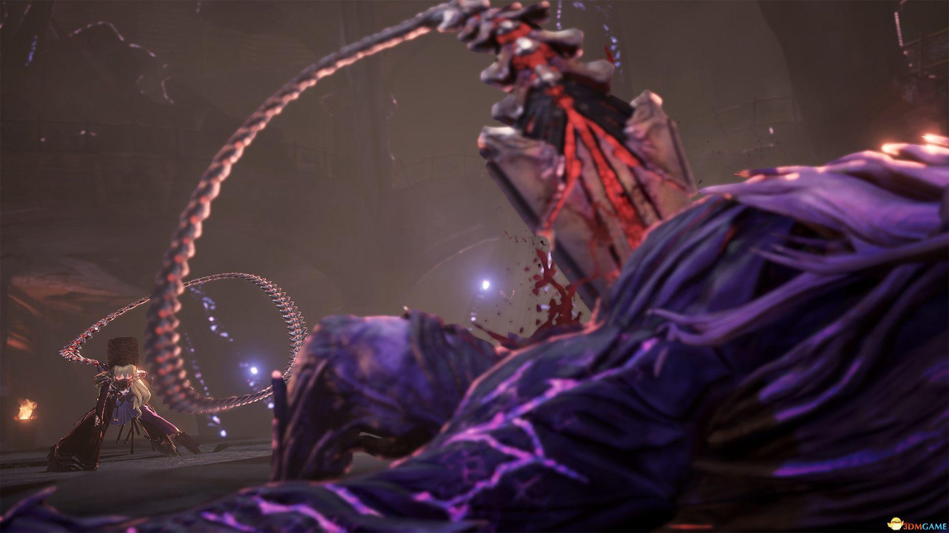 《噬血代码》全Boss打法视频攻略 单人无伤boss战视频攻略