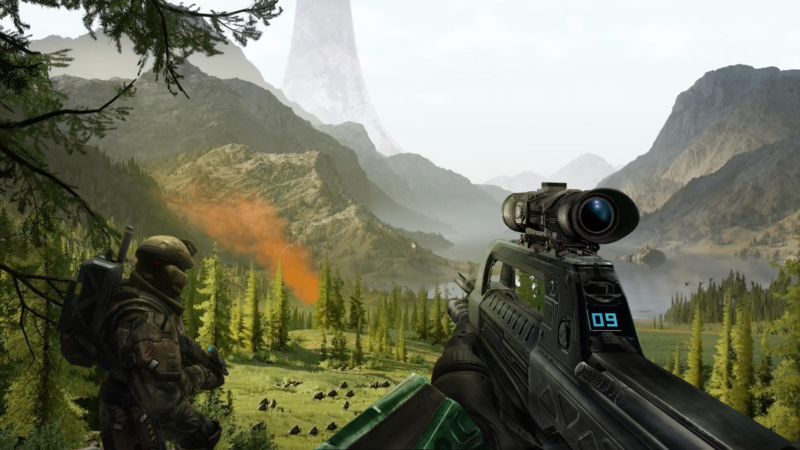 创意无限!《光环:无限》确认将加入Forge地图编辑模式