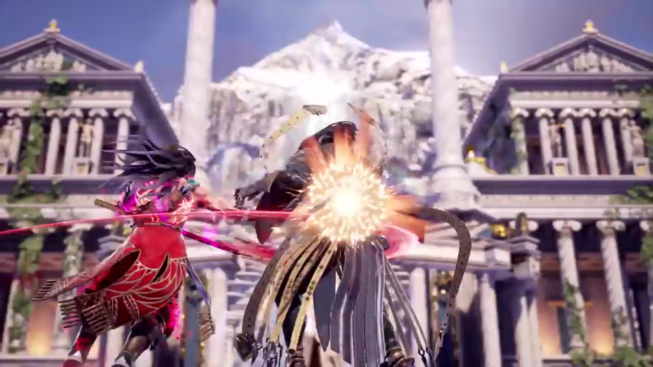 《灵魂能力6》新预告片展示第二季现有角色新动向